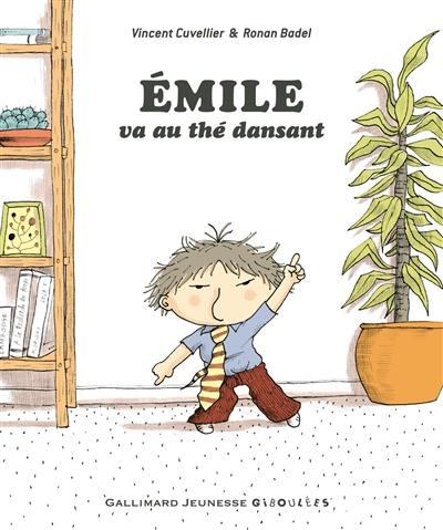 Emile. Volume 18, Emile va au thé dansant