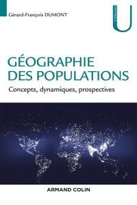 Géographie des populations