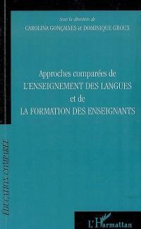 Approches comparées de l'enseignement des langues et de la formation des enseignants