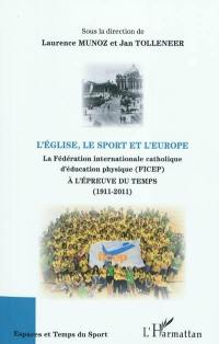 L'Eglise, le sport et l'Europe