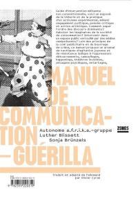 Manuel de communication, guérilla