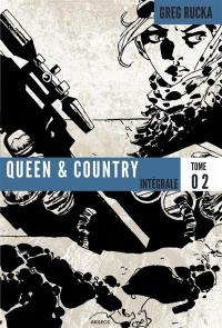 Queen & country. Volume 2,