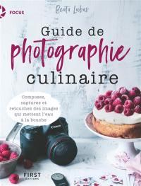 Guide de photographie culinaire