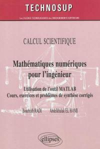 Calcul scientifique