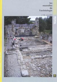 Les nouvelles de l'archéologie. n° 155,