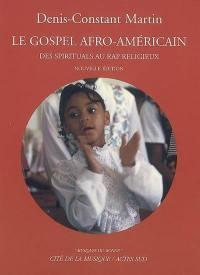 Le gospel afro-américain