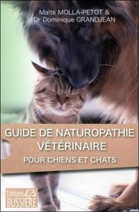 Guide de naturopathie vétérinaire