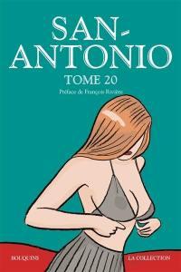 San-Antonio. Volume 20,