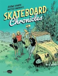 Skateboard rhapsodie