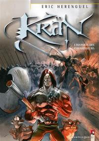Krän. Volume 5, L'invasion des envahisseurs