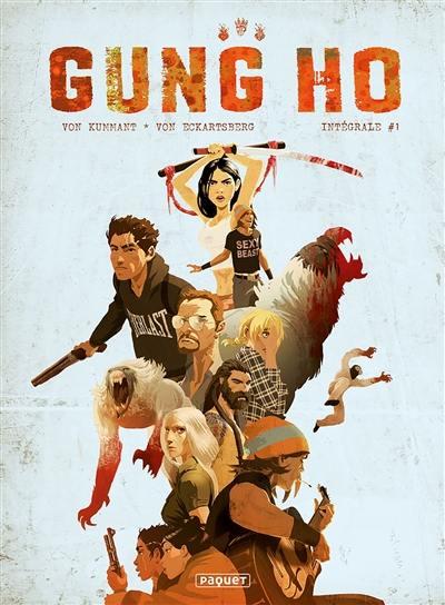 Gung Ho. Volume 1,