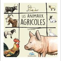 Les animaux agricoles