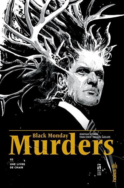 Black monday murders. Volume 2, Une livre de chair