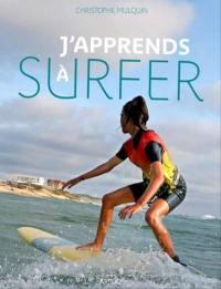 J'apprends à surfer