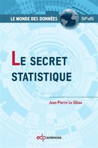 Le secret statistique