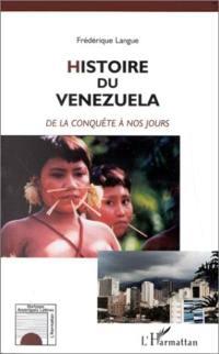 Histoire du Vénézuela