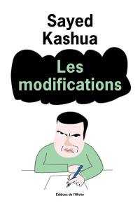 Les modifications