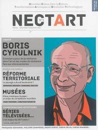 Nectart : culture, société, idées, numérique, n° 1