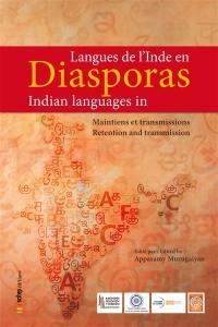 Langues de l'Inde en diasporas, maintiens et transmissions