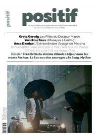 Positif. n° 707, La créativité du cinéma chinois