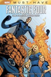 Fantastic Four. Volume 4, Une solution pour tout