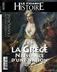 Le Figaro histoire, La Grèce, histoire d'une indépendance