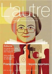 Autre (L'). n° 58, Françoise Héritier
