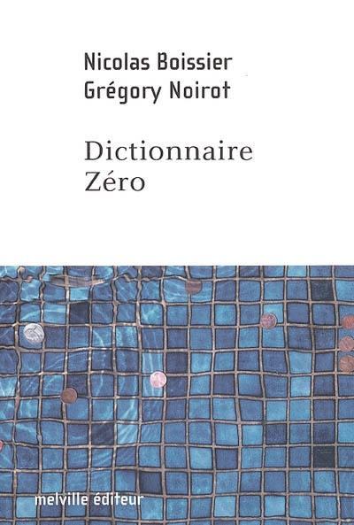 Dictionnaire zéro