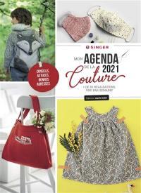 Mon agenda de la couture 2021