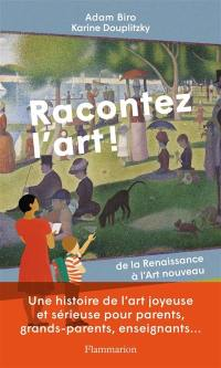Racontez l'art !