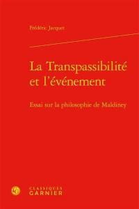 La transpassibilité et l'événement