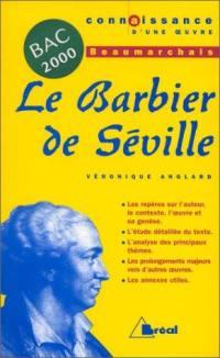 Le barbier de Séville, Beaumarchais