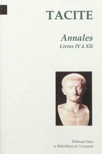 Annales. Volume 2, Livres 4 à 12