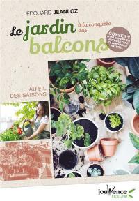 Le jardin à la conquête des balcons