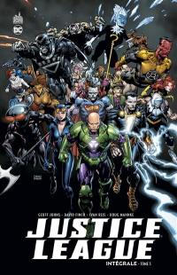 Justice league. Volume 3,