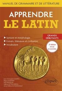 Apprendre le latin