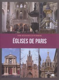Eglises de Paris