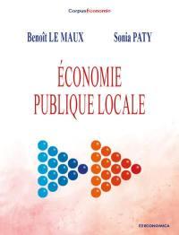 Economie publique locale