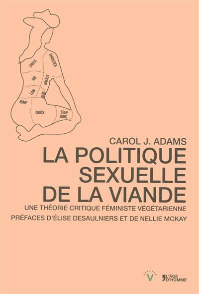 La politique sexuelle de la viande : une théorie critique féministe végétarienne