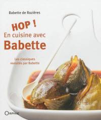 Hop ! en cuisine avec Babette