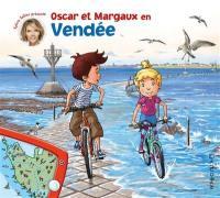Les voyages d'Oscar et Margaux. Volume 9, Oscar et Margaux en Vendée