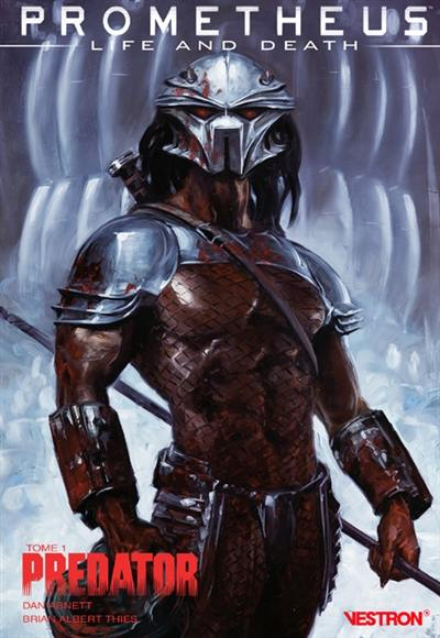 Prometheus. Volume 1, Predator