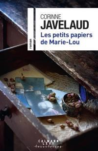 Les petits papiers de Marie-Lou