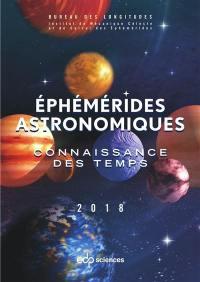 Ephémérides astronomiques 2018