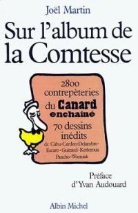 Sur l'album de la comtesse