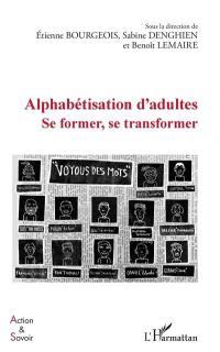 Alphabétisation d'adultes