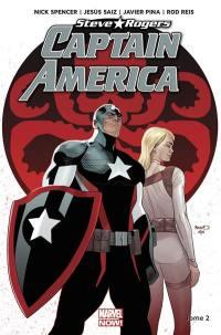 Captain America. Volume 2, Le procès de Maria Hill
