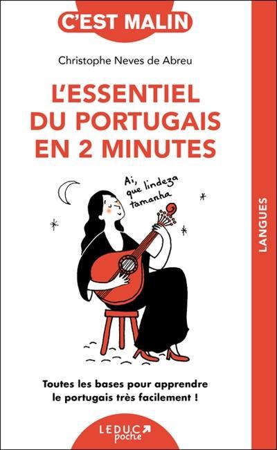 L'essentiel du portugais en 2 minutes
