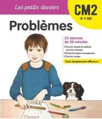 Problèmes CM2, 10-11 ans