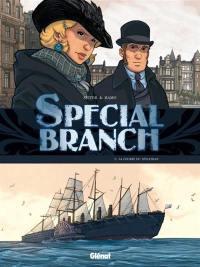 Special Branch. Volume 2, La course du Léviathan